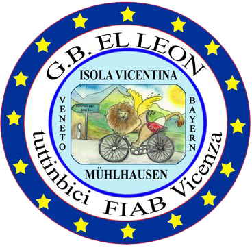 Logo GB El Leon affiliato Tuttinbici FIAB